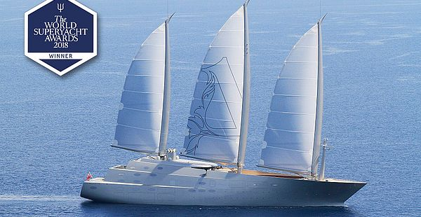 Shipyard News/ Yachting Industry News - Sailing Yacht A Winner of the World Superyacht Awards