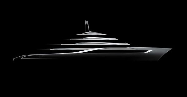 NOBISKRUG unveils the 90-meter superyacht design by Bannenberg & Rowell