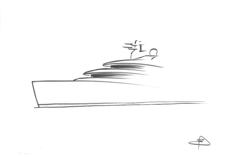 Shipyard News/ Yachting Industry News - Nobiskrug signs 62 m Superyacht