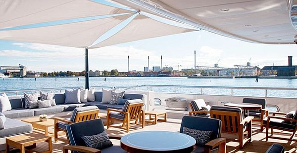 NOBISKRUG is again among finalists of the prestigeous international superyacht society award