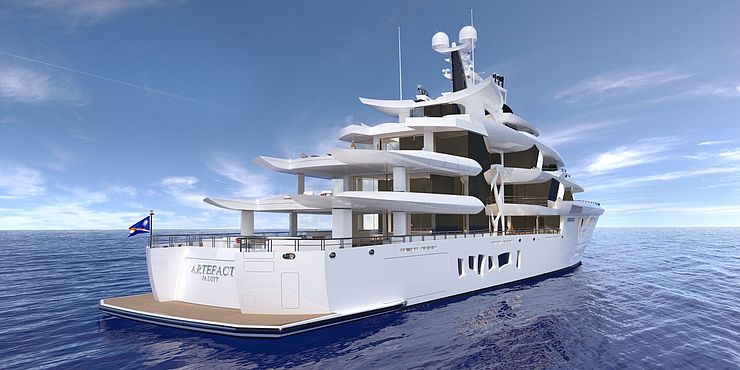 Shipyard News/ Yachting Industry News - ARTEFACT