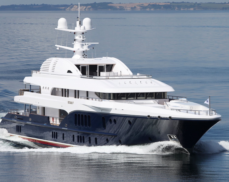 Nobiskrug Shipyard Sycara V Yacht Modern Yacht Design