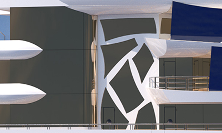 Shipyard News/ Yachting Industry News - Project 790